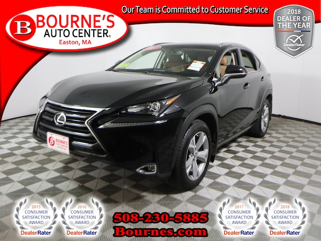 2017 LEXUS NX 200t AWD Premium w/Navigation,Leather,Sunroof,Heated/ Cooled Front Seats, And Backup Camera. SUV