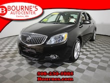 2015 Buick Verano Leather Group w/ Navigation,Leather,Heated Front S Sedan