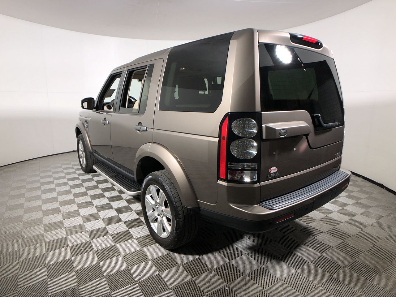 2015 Land Rover LR4 - Fair Car Ownership