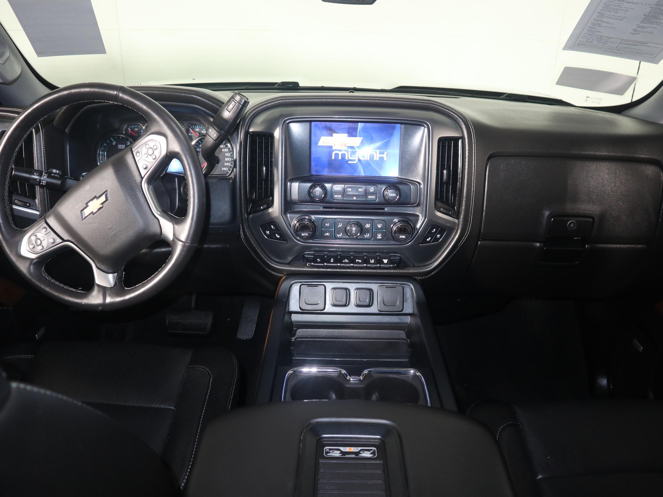2016 Chevrolet Silverado 2500HD - Fair Car Ownership