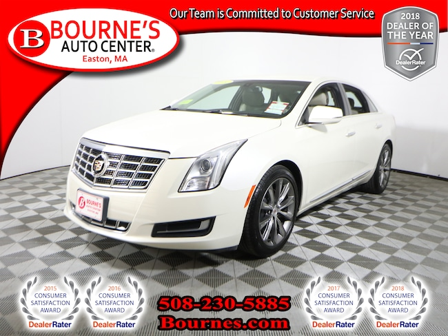 Used 2014 Cadillac Xts For Sale At Bourne S Auto Center Vin