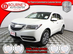 2016 Acura MDX SH-AWD Tech Pkg w/Acura Watch,Nav,Leather,Sunroof,Heated Front Seats, And Backup Camera. SUV