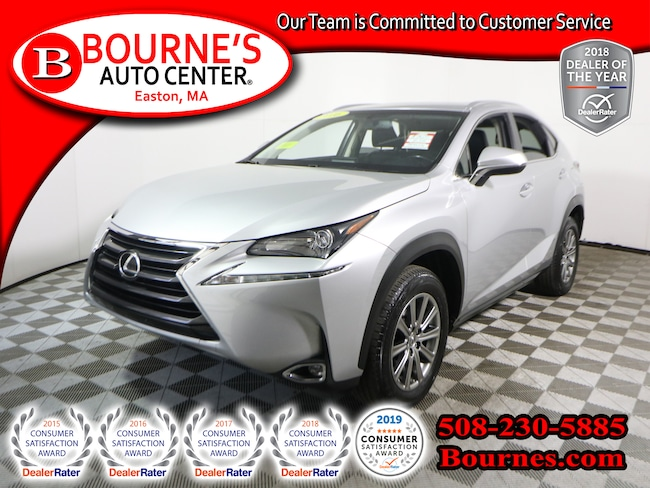 2016 LEXUS NX 200t AWD w/Leather,Sunroof,Heated Front Seats, And Backup Camera. SUV