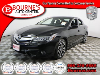2016 Acura ILX Premium A-Spec Pkg. w/Sunroof,Backup-Cam,Leather, And Heated Front Seats. Sedan