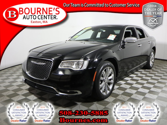 2015 Chrysler 300C Platinum AWD w/Navigation,Leather,Pano Sunroof,Hea Sedan