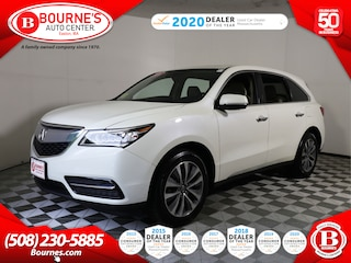 2016 Acura MDX AWD w/ Tech Pkg,Leather,Sunroof,Backup-Cam. SUV