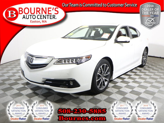 2017 Acura TLX V6 Advance Package w/Navigation,Leather,Sunroof,He Sedan