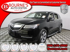 2016 Acura MDX AWD w/ Heated Leather,Sunroof,Backup-Cam. SUV