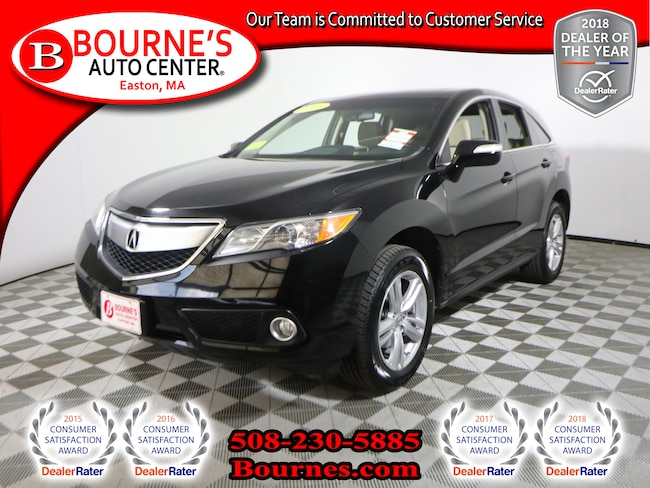 2015 Acura RDX AWD Tech Pkg. w/ Navigation,Leather,Sunroof,Heated Front Seats, And Backup Camera. SUV