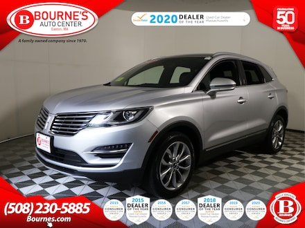 2017 Lincoln MKC Select AWD w/Navigation,Leather,Backup-Cam. SUV