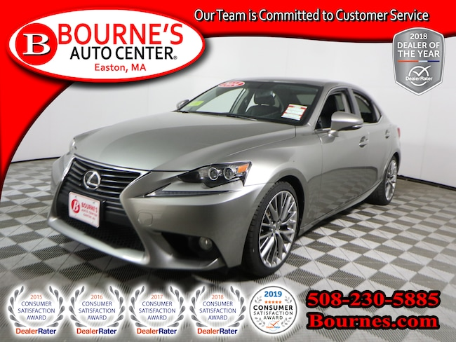 2014 LEXUS IS 250 AWD w/ Leather,Sunroof,Heated/Cooled Front Seats, And Backup Camera. Sedan
