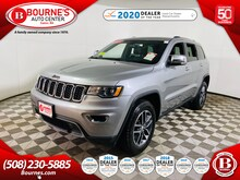 2018 Jeep Grand Cherokee Limited 4WD w/ Leather,Heated Seats, And Backup Ca SUV