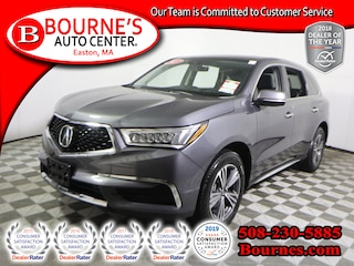 2017 Acura MDX AWD w/ Heated Leather,Sunroof. SUV
