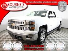 2015 Chevrolet Silverado 1500 Double Cab LT 4WD w/ Heated Front Seats And Backup Double Cab