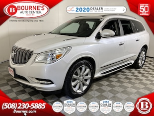 2017 Buick Enclave Premium AWD w/Navigation,Leather,Pano Roof. SUV
