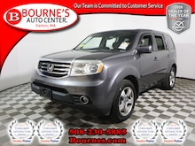2014 Honda Pilot EX-L w/ Leather,Sunroof,Heated Front Seats, And Ba SUV