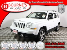 2016 Jeep Patriot High Altitude 4WD w/Leather,Sunroof,Heated Front S SUV