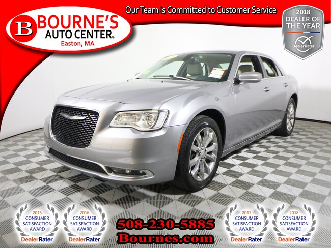 2015 Chrysler 300 Limited AWD w/ Leather,Heated Front Seats, And Bac Sedan