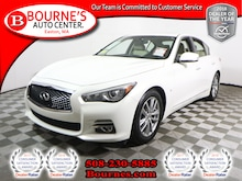 2014 INFINITI Q50 Premium w/Leather,Sunroof,Heated Front Seats, And Sedan