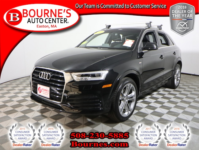 2016 Audi Q3 2.0T Prestige w/Navigation,Leather,Sunroof,Heated SUV