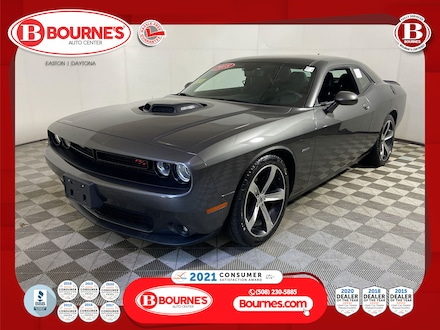 2018 Dodge Challenger R/T w/ Heated Seats,Backup-Cam. Coupe