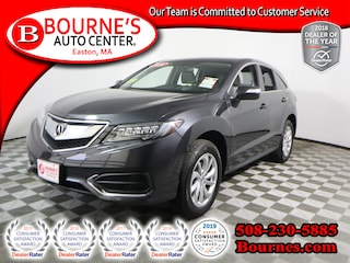 2016 Acura RDX AWD w/Navigation,Leather,Sunroof,Heated Front Seats, And Backup Camera. SUV