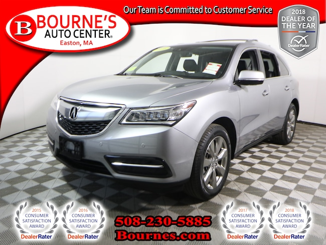 2016 Acura MDX SH-AWD  Advance Package w/ Navigation,Leather,Heat SUV
