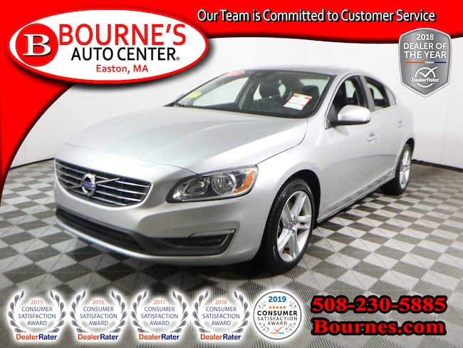 2014 Volvo S60 T5 w/ Leather,Sunroof,And Heated Front Seats. Sedan