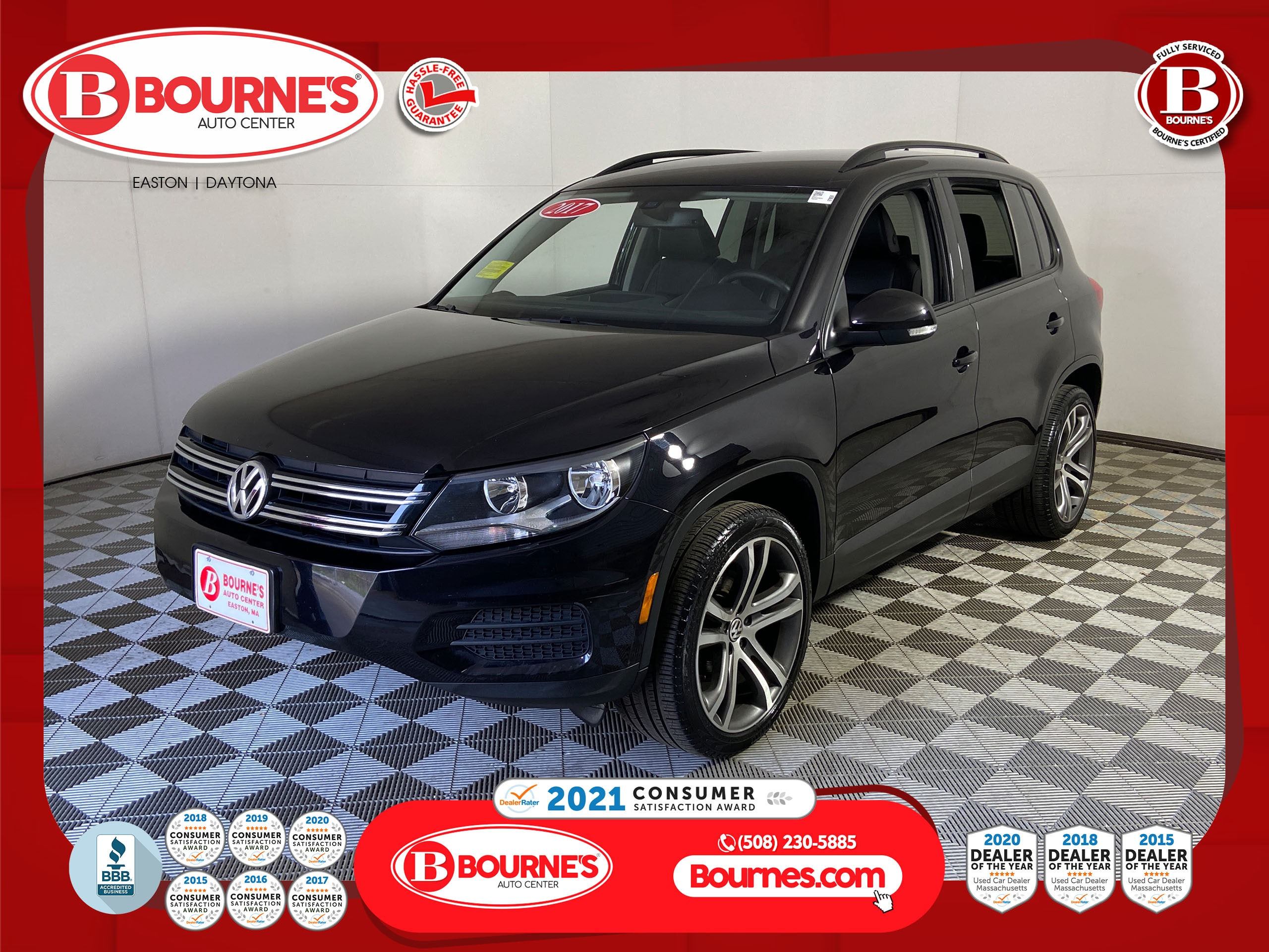 Used Volkswagen Tiguan Easton Ma