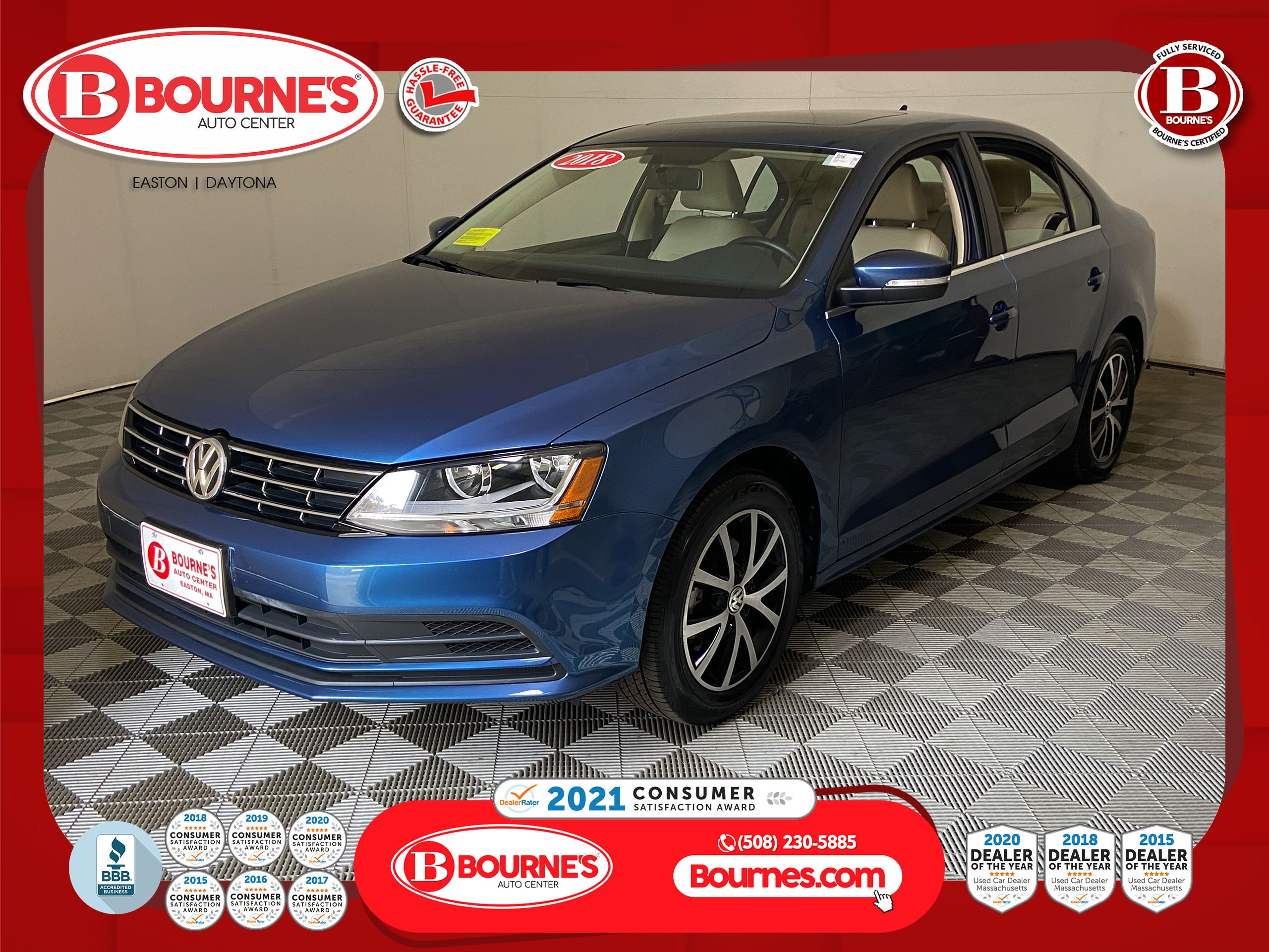 Used Volkswagen Jetta Easton Ma