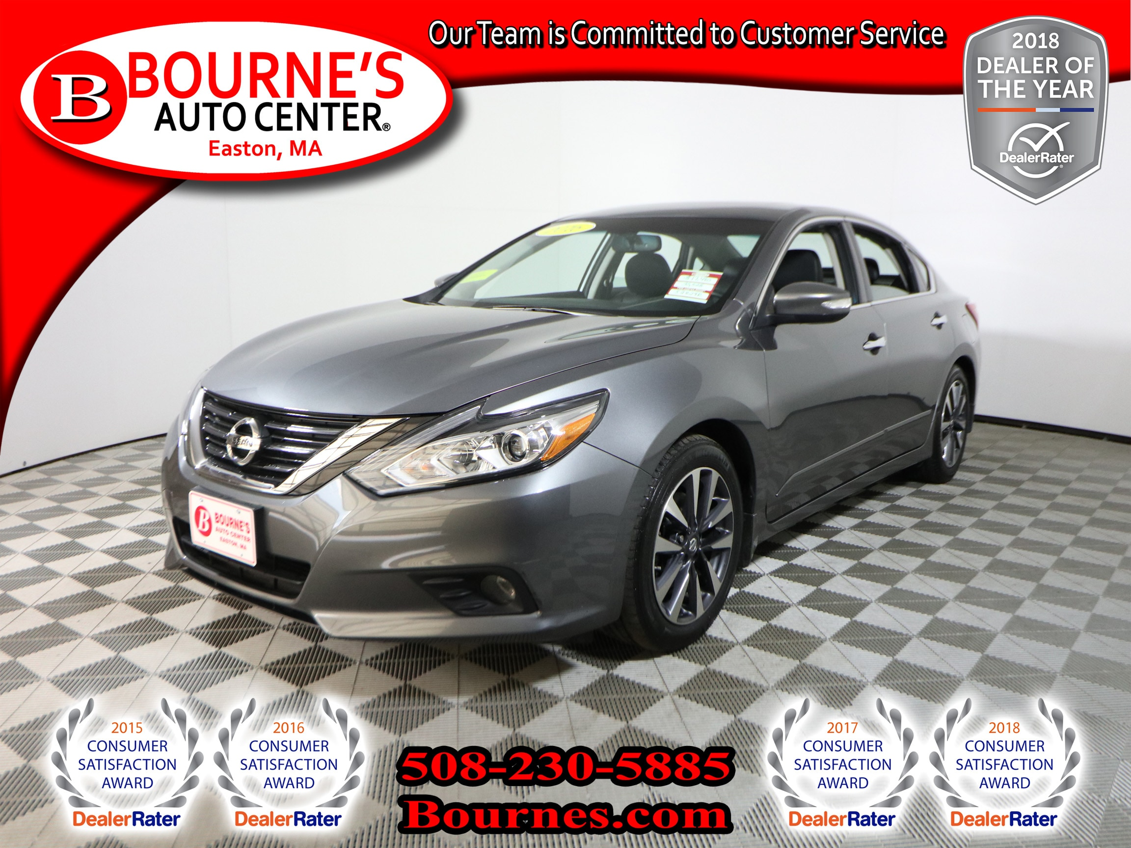 Used 2016 Nissan Altima For Sale