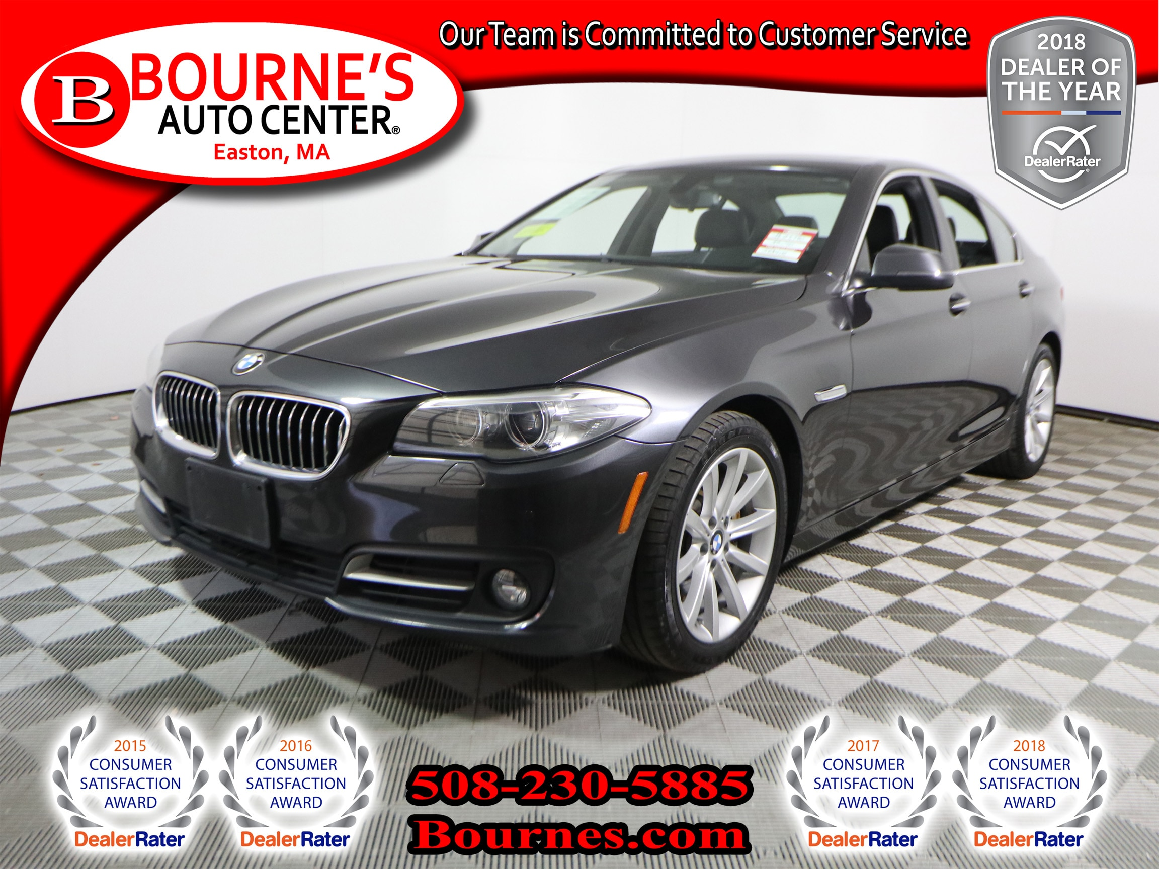2015 BMW 5 Series - Fair Car Ownership