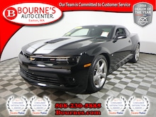 2014 Chevrolet Camaro SS /2SS w/ Leather,Sunroof,Heated Front Seats, And Coupe