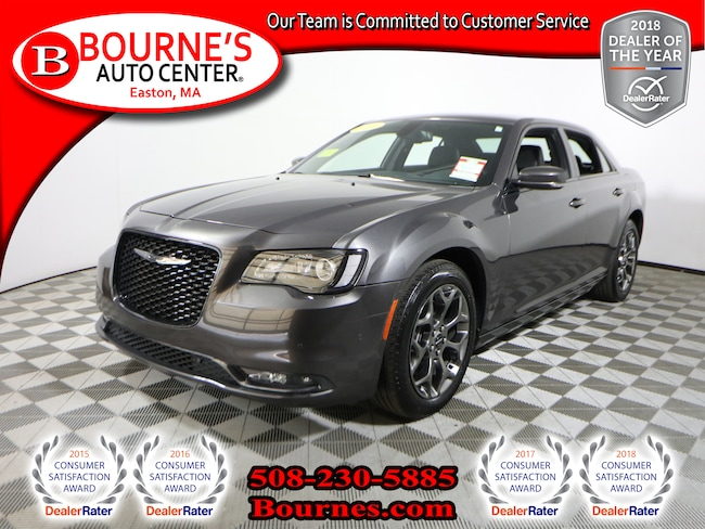 2015 Chrysler 300 S AWD w/ Navigation,Leather,Sunroof,Heated Front S Sedan