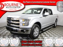2015 Ford F-150 Lariat SuperCrew Cab 4WD w/ Leather,Heated/Cooled Truck SuperCrew Cab