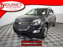 2016 Chevrolet Equinox AWD LTZ w/Navigation,Leather,Heated Front Seats, And SUV