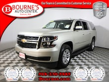 2017 Chevrolet Suburban LT 4WD w/ Leather,Heated Front Seats, And Backup C SUV
