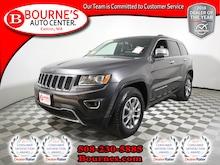 2015 Jeep Grand Cherokee Limited 4x4 w/ Navigation,Leather,Sunroof, And Hea SUV