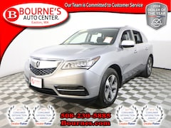 2016 Acura MDX SH-AWD w/Leather,Sunroof,Heated Front Seats, And B SUV
