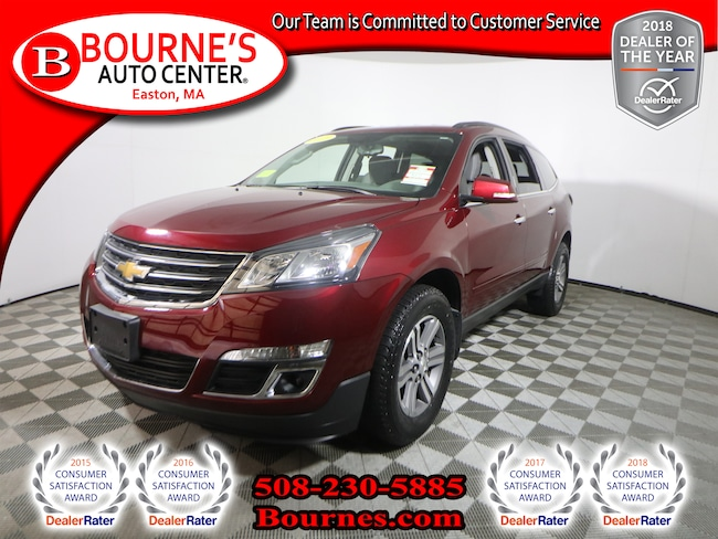 2015 Chevrolet Traverse LT /1LT w/ Backup Camera. SUV
