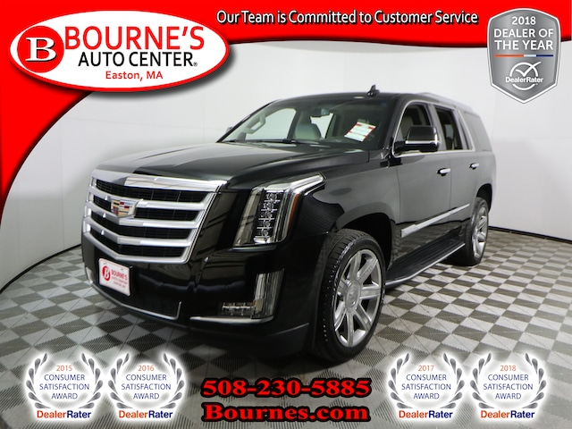Used 2016 CADILLAC Escalade For Sale at Bourne's Auto Center