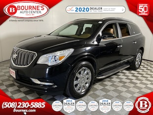 2017 Buick Enclave Premium AWD w/Navigation,Leather,Dual Sunroof. SUV