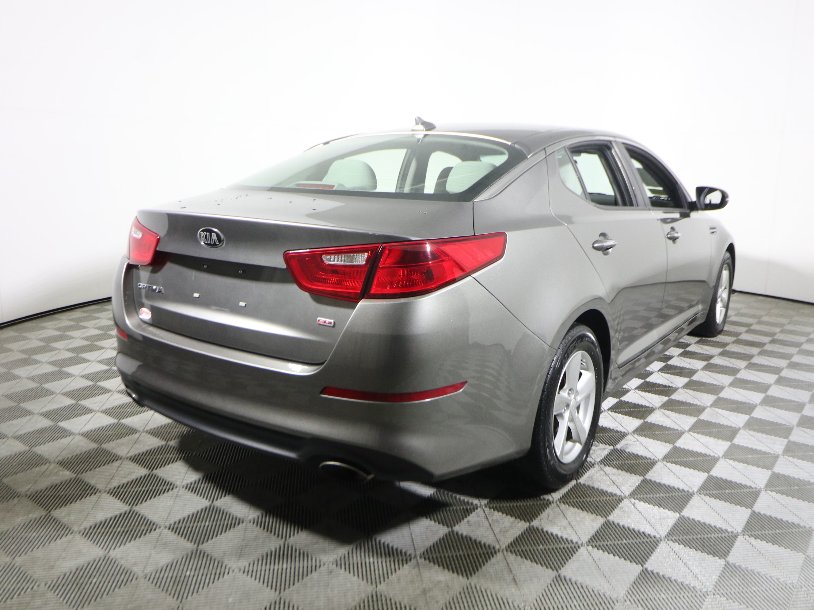 2015 Kia Optima - Fair Car Ownership