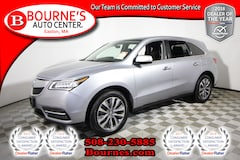 2016 Acura MDX MDX SH-AWD Technology Package w/ Navigation,Leathe SUV