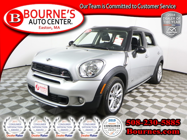 2016 MINI Countryman AWD Cooper S w/Heated Leather,Panorama Roof SUV