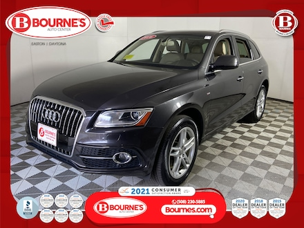 2016 Audi Q5 Premium Plus quattro w/ Navigation,Leather,Pano Ro SUV