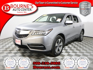 2016 Acura MDX SH-AWD w/ Leather,Sunroof,Heated Front Seats, And SUV