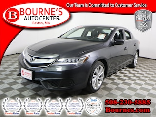 2016 Acura ILX w/ Heated Leather Seats,Sunroof,Backup-Camera. Sedan