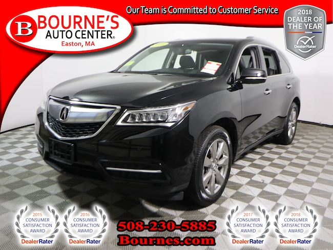 2015 Acura MDX MDX SH-AWD with Advance and Entertainment Packages SUV