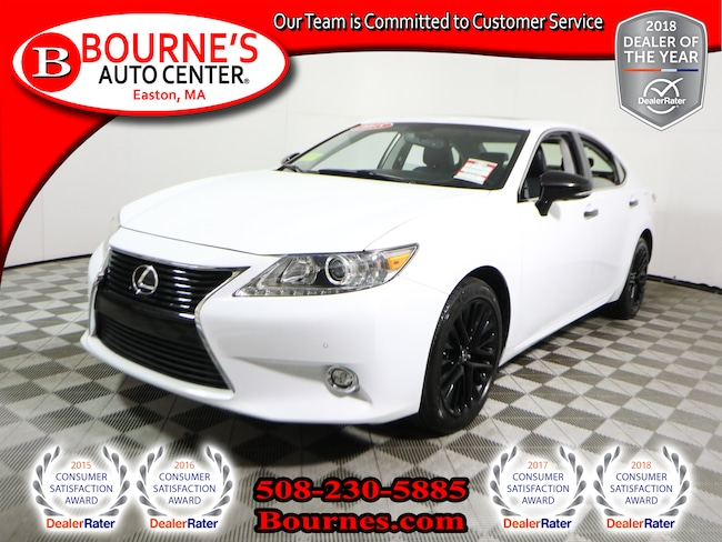 2015 LEXUS ES 350 Crafted Line w/Navigation,Leather,Sunroof Sedan